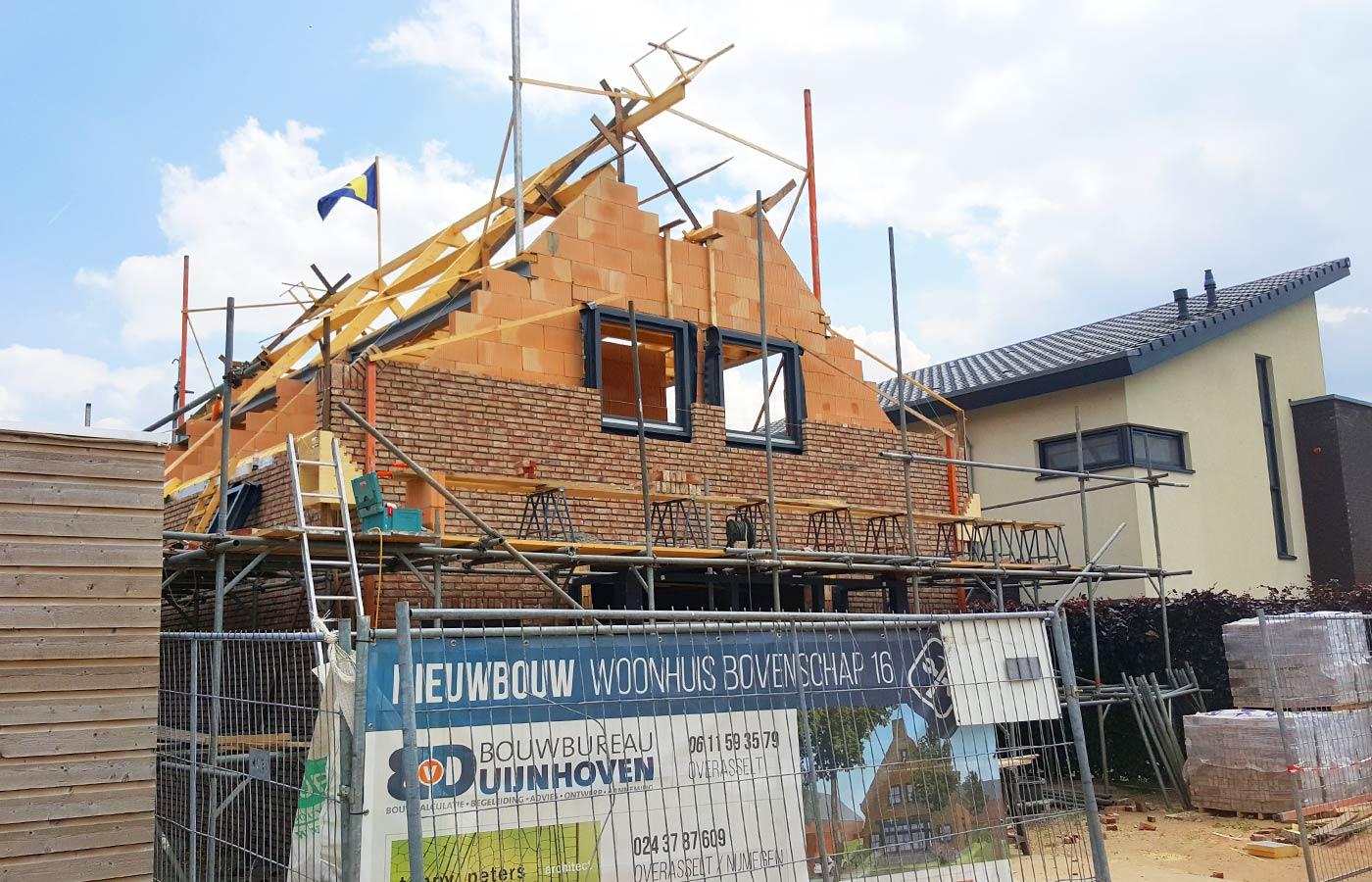Duijnhoven - woonhuis bouwen - joppe